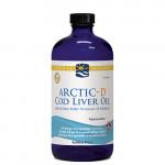 Arctic-D Cod Liver Oil (474ml)