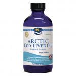 Arctic Cod Liver Oil (237ml)