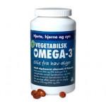 Omega-3 vegetabilsk (180kap)