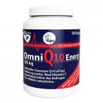 Biosym OmniQ10 Energy 100 mg (120 kapsler)