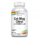 Cal-Mag m. 25 mcg D+ 50 (240kap)