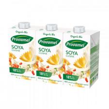 Kaffefløde soja cuisine 3-pak Provamel Ø (750 ml)