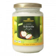 Cosmoveda Jomfru Kokosolie Ø (500 ml)