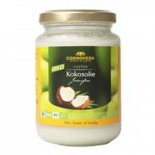 Jomfru kokosolie Ø (350 ml)