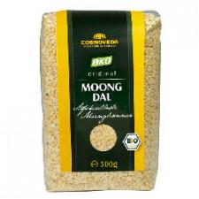 Mung bønner afskallede Ø Moong Dal (500 g)
