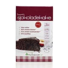 Funktionel Mad Chokoladekage Sukkerfri (410 gr)