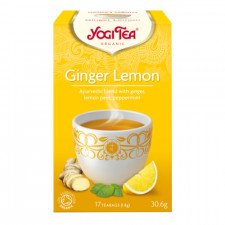 Yogi Tea Ginger Lemon Ø (17 br)