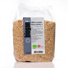Biogan Perlespelt Ø (1 kg)