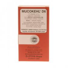 Mucokehl stikpiller (10 stk.)