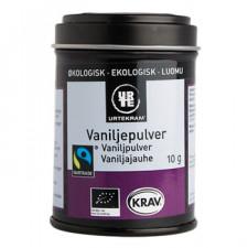 Urtekram Vaniljepulver Fairtrade Ø (10 gr)