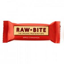 Rawbite Appel Cinamon Glutenfri Rawfoodø (50 gr)