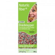 Naturlic Glutenfri Brødklapper gulerod/persille blanding (250 gr)