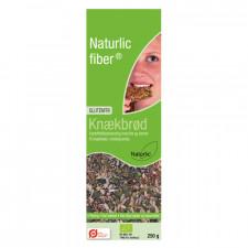 Naturlic Fiber Knækbrødsblanding Glutenfri Ø (250 gr)