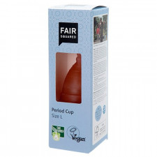 Fair Squared Menstruationskop Str. L (1 stk)