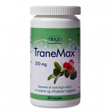 TraneMax 500 mg (80 kap)