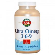 Kal Ultra Omega 3-6-9 (200 kap)