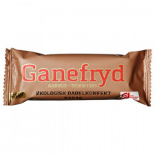 Rawbar Dadelkonfekt Kakao Ø Ganefryd (50 g)