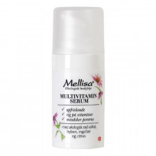 Mellisa Serum Multivitamin m.lemon,tranebær, acerola (15 ml)