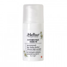 Mellisa Serum Anti-rynke m. grape, edelweiss, alge (15 ml)