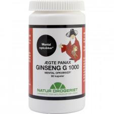 Ginseng Panax G 1000 - 90 kap.