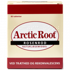 Arctic Root Rosenrod 145 mg (80 tabletter)