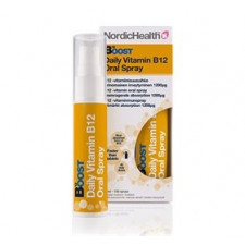 B12 vitamin spray 300 mcg NordicHealth (25 ml)