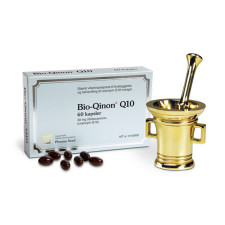 Bio-Qinon Q10 30 m. (60 kapsler)