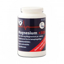Magnesium +300 180 kapsler