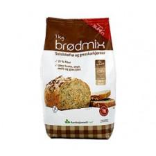Brødmix, glutenfri Lowcarb-brød (1 kg)