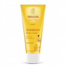 Calendula Body Cream Mamma & Baby Weleda (75 ml)