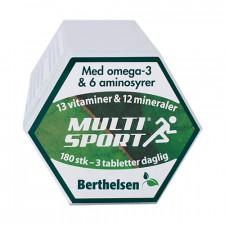 Multisport Berthelsen (180 tab)