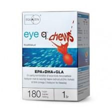 Eye Q Chews Fiskeolie m. Jordbærsmag (180 Tyggekapsler)