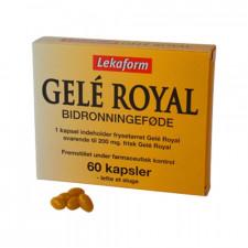 Lekaform Gelé Royal 60 stk.