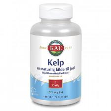 Kelp indeh. 225 mcg jod fra Kelpplanten (500 tab)