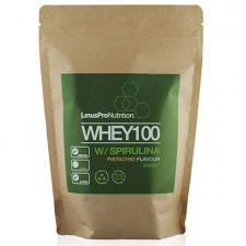 LinusPro WHEY00 Spirulina - Pistacie (500 g)