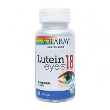 Solaray Lutein Eyes (30 kapsler)