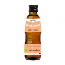 Mandelolie jomfru koldpresset Ø Emile Noel (250 ml)