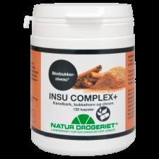 Natur Drogeriet Insu Complex - Kanelbarkekstrakt (90 kapsler)