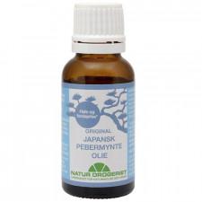 Natur Drogeriet Japansk Pebermynteolie (20 ml)