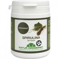 Natur Drogeriet Spirulina Unik 320 mg (180 kapsler)