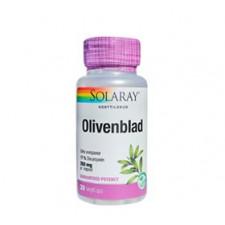 Solaray Olivenblad (30 kapsler)
