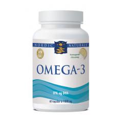 Omega-3 Nordic Naturals 180 kapsler