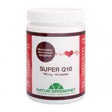 Natur Drogeriet Q10 Super M.Lechitin 100 mg (60 kapsler)