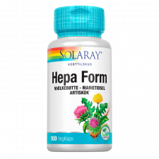 Solaray Hepa Form (100 kapsler)
