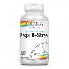 Solaray Mega B-Stress (250 kapsler)