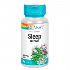 Solaray Sleep Blend (100 kapsler)