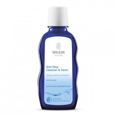 One-Step cleanser & toner Weleda (100 ml)
