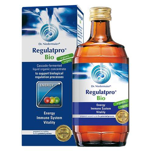 Dr. Neidermaier Enzymdrik Regulatpro Bio vegansk Ø (350 ml)