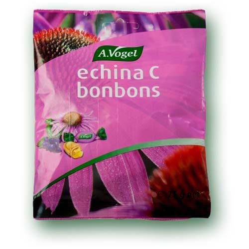 Billede af A. Vogel Echina C bonbons (75 gr)