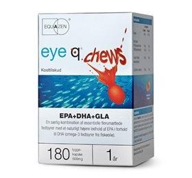 Image of   Eye Q Chews (180 kap)